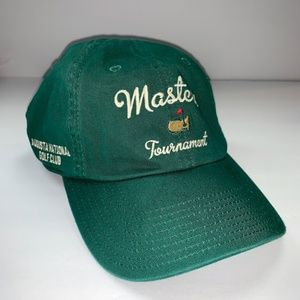 NWT Masters 1934 Collection Hat